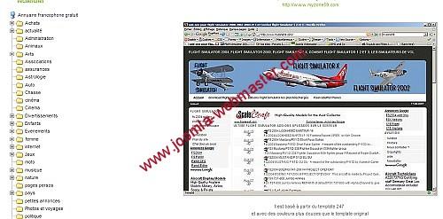 annuaire-referencement et positionnement de site sur les moteurs de recherche