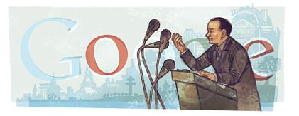 doodle André Malraux