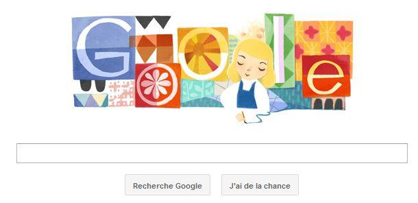 Doodle Google Mary Blair