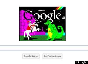 Doodle Saint George et ZX Spectrum