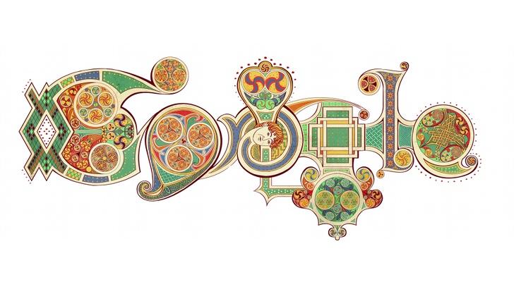 Doodle Saint Patrick
