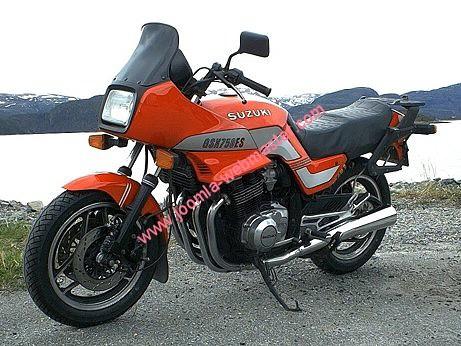 gsx750es