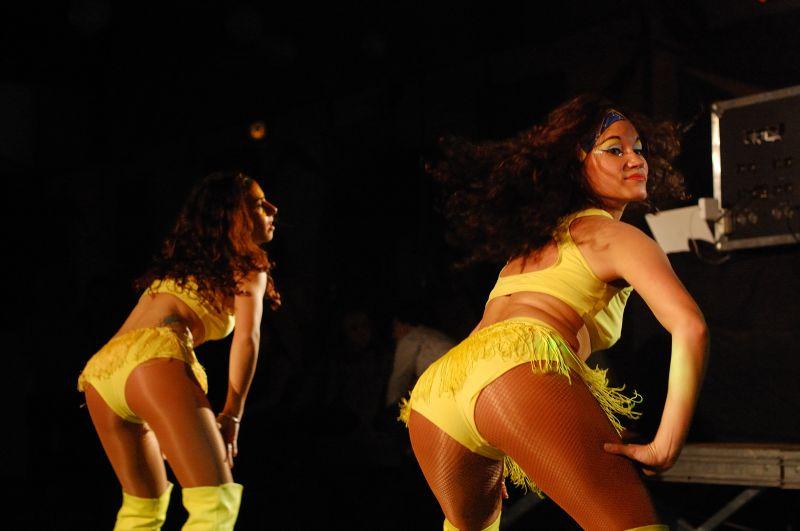 Carnaval danseuse brésilienne