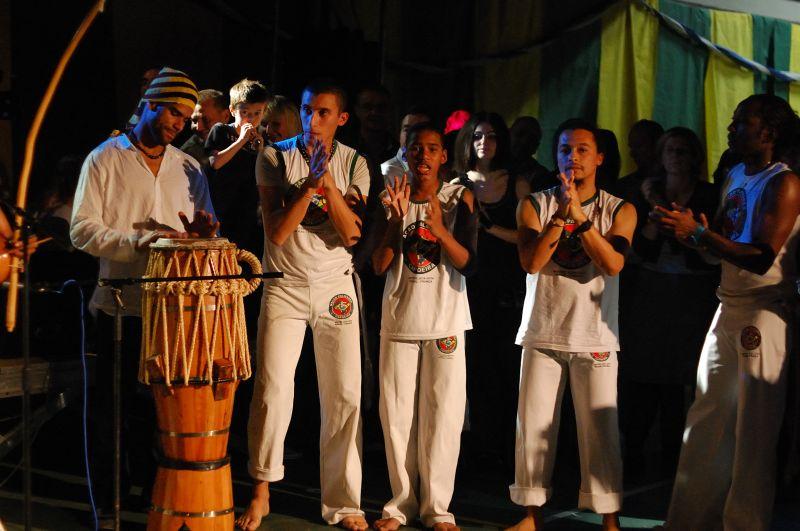Capoeira brésilienne