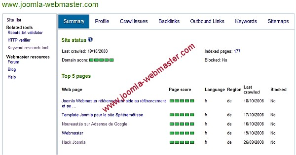 live-webmaster-center