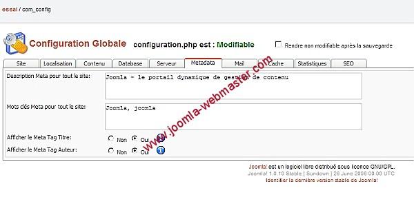 configuration-globale-joomla