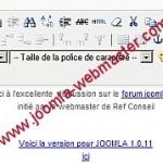 Balises H1 pour les titres des articles Joomla