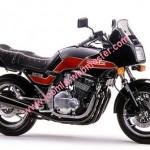 découverte d'un 750 GSX ES Suzuki
