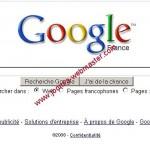 Google aurait répertorié 1 trillion de pages internet