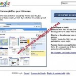 Google Chrome un nouveau navigateur web ?