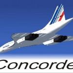 FS2004 FSX Concorde Air France