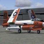 FS2004 Douglas F3D Skynight