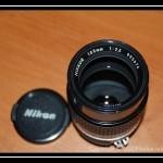 Nikon nikkor 105 mm AIS 1:2.5