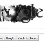 Un doodle pour Edith Piaf