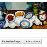 Doodle Paul Cézanne