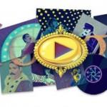 Hommage de Google à Freddie Mercury