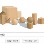Google en Allemagne propose un doodle pour le 230ème anniversaire de Friedrich Fröbel