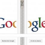 Google célèbre le 132ème anniversaire de Gideon Sundback