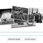 Doodle Robert Doisneau, un photographe d'un autre monde
