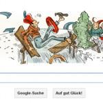 Google allemand, Doodle Wilhelm Busch