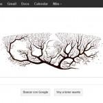 Google en Amérique latine rend hommage à Ramon y Cajal