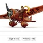 Google fête le 115ème anniversaire d'Amelia Earhart