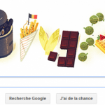 Google célèbre la fête nationale belge