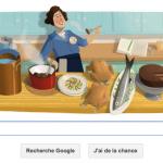 Google fête le centenaire de naissance de Julia Child