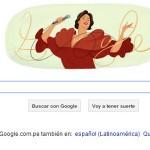 Google au Pérou rend hommage à Chabuca Granda