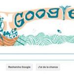 Google célèbre le 161ème anniversaire de Moby Dick