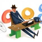 Google irlandais célèbre le 101ème anniversaire de Briain O'Nuallain