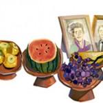 Corée du Sud, Google célèbre le Chuseok