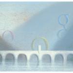 Doodle 120ème anniversaire de l'écrivain Yougoslave Ivo Andric