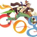 Google en Russie célèbre le 125ème anniversaire de Samuil Marshak