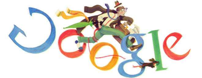 Google célèbre le 125ème anniversaire de Samuil Marshak
