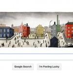 Google célèbre le 125ème anniversaire de naissance de L.S Lawrence