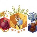 Google célèbre le  120e anniversaire du ballet Casse-noisette