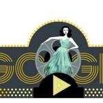 Hedy Lamarr à l'honneur pour sa 101è année de naissance