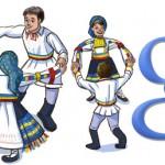 Doodle : la Roumanie en fête le 1er décembre