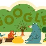 Doodle : il y a 84 ans naissait Sunčana Škrinjarić