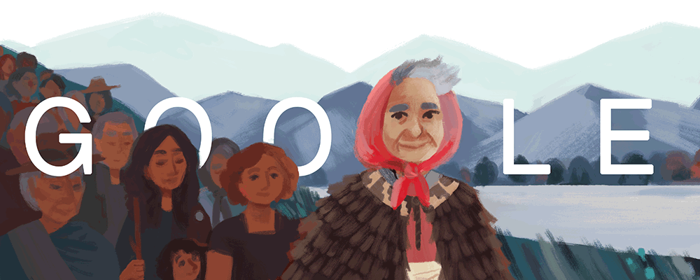 120e anniversaire de Whina Cooper