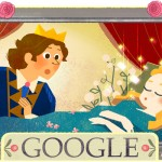 Doodle : il y a 388 ans naissait Charles Perrault