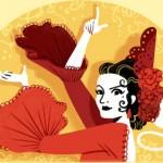 Doodle : il y a 93 ans naissait Lola Flores