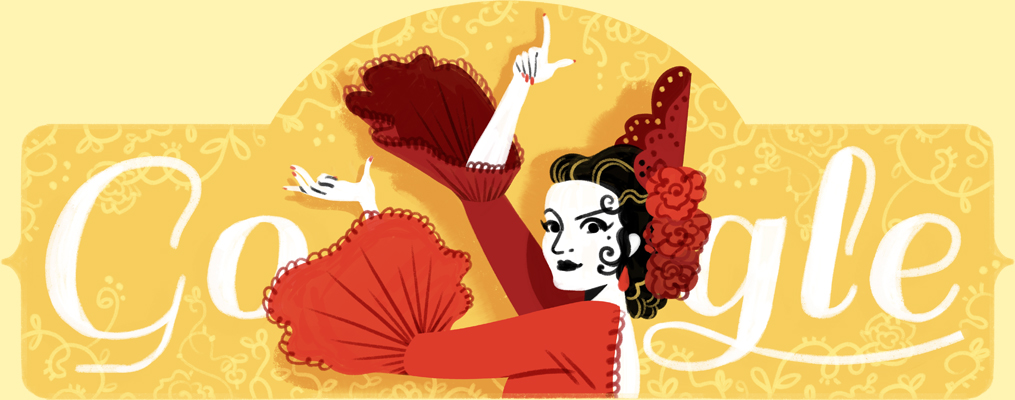 Lola Flores est nee il y a 93 ans