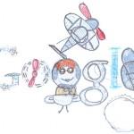 Doodle : Oliver Lonsdale a remporté le concours Doodle 4 Google en Nouvelle Zélande