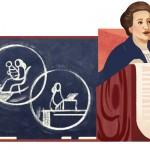 Doodle : il y a 141 ans naissait Františka Plamínková