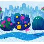 Doodle : il y a 145 ans naissait Lesya Ukrainka