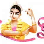 Doodle : il y a 112 ans naissait Rukmini Devi Arundale