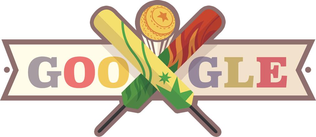 Doodle Australia Vs Bangladesh au cricket