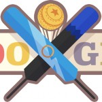 Doodle : Inde Vs Nouvelle-Zélande en cricket